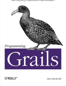 Programming Grails (Paperback)-cover