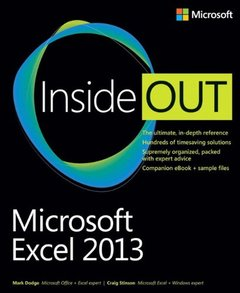 Microsoft Excel 2013 Inside Out (Paperback)-cover