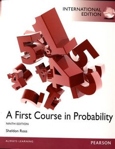 A First Course in Probability, 9/e (IE-Paperback)-cover