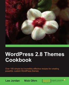 WordPress 2.8 Themes Cookbook (Paperback)