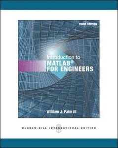 Introduction to Matlab for Engineers, 3/e (IE-Paperback)-cover
