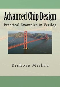Advanced Chip Design, Practical Examples in Verilog (Paperback)-cover
