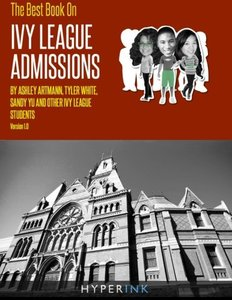 The Best Book on lvy League Admissions (Paperback)-cover