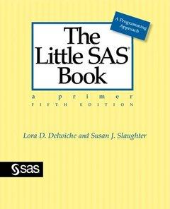 The Little SAS Book: A Primer, 5/e (Paperback)-cover