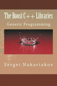 The Boost C++ Libraries: Generic Programming-cover