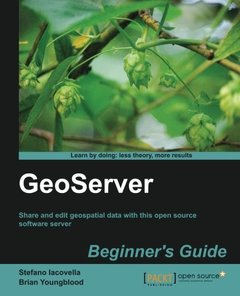 GeoServer Beginner's Guide-cover