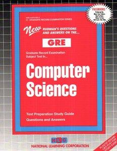 COMPUTER SCIENCE (Graduate Record Examination Series) (Passbooks) (Plastic Comb)-cover