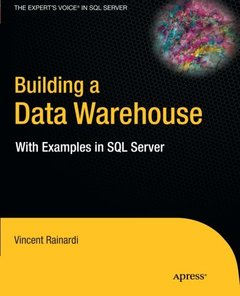 Building a Data Warehouse: With Examples in SQL Server (Paperback)-cover