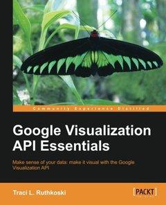 Google Visualization API Essentials-cover