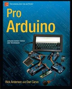 Pro Arduino(快遞進口)-cover