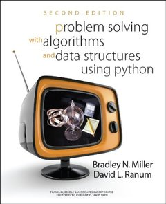 Problem Solving with Algorithms and Data Structures Using Python, 2/e (dhl)-cover