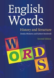 English Words: History and Structure, 2/e (Paperback)-cover