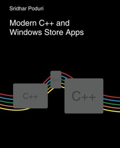 Modern C++ and Windows Store Apps (Paperback)-cover