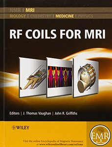 RF Coils for MRI (Hardcover)-cover