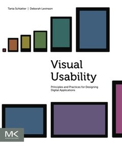Visual Usability: Principles and Practices for Designing Digital Applications (Paperback)-cover