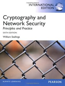 Cryptography and Network Security: Principles and Practice, 6/e (IE-Paperback)-cover