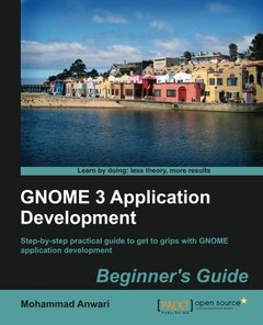 GNOME 3 Application Development Beginner's Guide-cover