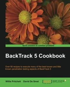 BackTrack 5 Cookbook-cover