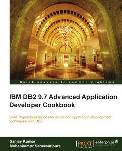 IBM DB2 9.7 Advanced Application Developer Cookbook (Paperback)-cover