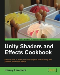 Unity Shaders and Effects Cookbook (Paperback)-cover