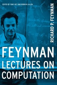 Feynman Lectures On Computation (Paperback)-cover