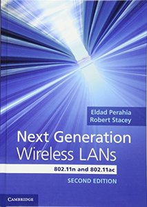 Next Generation Wireless LANs: 802.11n and 802.11ac, 2/e (Hardcover)-cover