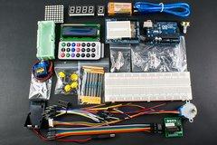 Arduino 升級入門(進階)套件 (附範例程式下載連結)-cover