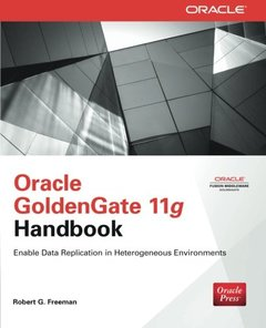 Oracle GoldenGate 11g Handbook (Paperback)-cover