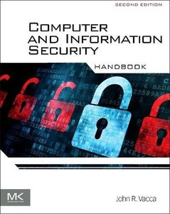 Computer and Information Security Handbook, 2/e (Hardcover)-cover