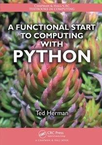 A Functional Start to Computing with Python (Paperback)-cover