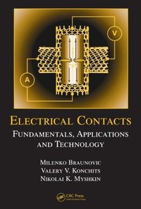 Electrical Contacts: Fundamentals, Applications and Technology (Hardcover)-cover