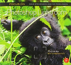 Focus On Photoshop Lightroom: Focus on the Fundamentals (Paperback)-cover