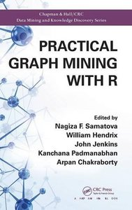 Practical Graph Mining with R (Hardcover)-cover