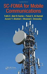 SC-FDMA for Mobile Communications (Hardcover)-cover