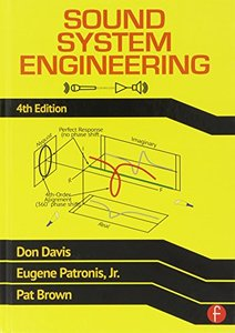 Sound System Engineering, 4/e (Hardcover)-cover
