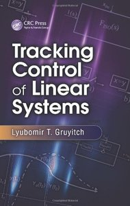 Tracking Control of Linear Systems (Hardcover)-cover
