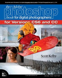 The Adobe Photoshop Book for Digital Photographers (Covers Photoshop CS6 and Photoshop CC) (Paperback)-cover