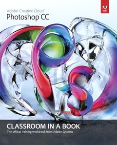 Adobe Photoshop CC Classroom in a Book (Paperback)-cover