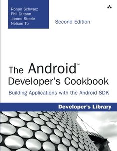 The Android Developer's Cookbook: Building Applications with the Android SDK, 2/E (Paperback)-cover