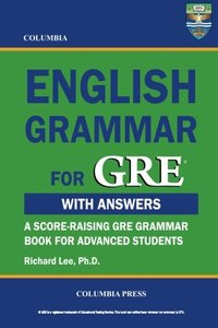 Columbia English Grammar for GRE (Paperback)-cover