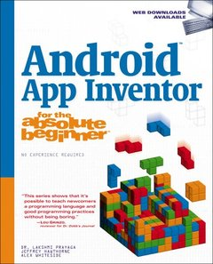 Android App Inventor for the Absolute Beginner-cover