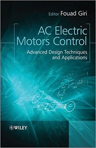 AC Electric Motors Control: Advanced Design Techniques and Applications (Hardcover)-cover