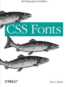 CSS Fonts (Paperback)-cover