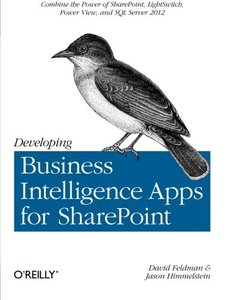 Developing Business Intelligence Apps for SharePoint (Paperback)-cover