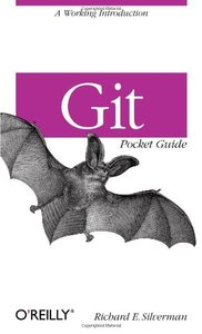 Git Pocket Guide (Paperback)-cover