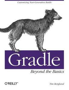 Gradle Beyond the Basics (Paperback)-cover