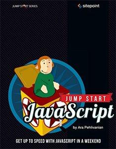 Jump Start JavaScript (Paperback)-cover