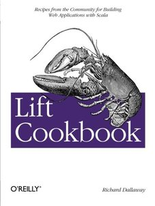 Lift Cookbook (Paperback)-cover