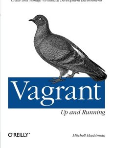 Vagrant: Up and Running (Paperback)-cover