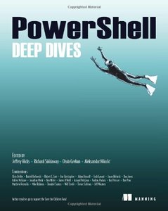 PowerShell Deep Dives (Paperback)-cover